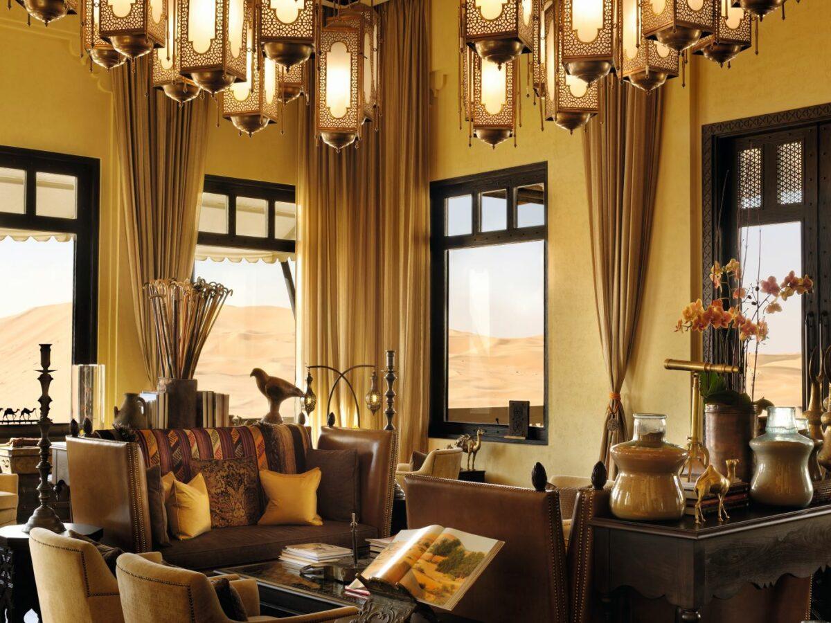 Qasr Al Sarab Desert Resort by Anantara undergoes refurbishment