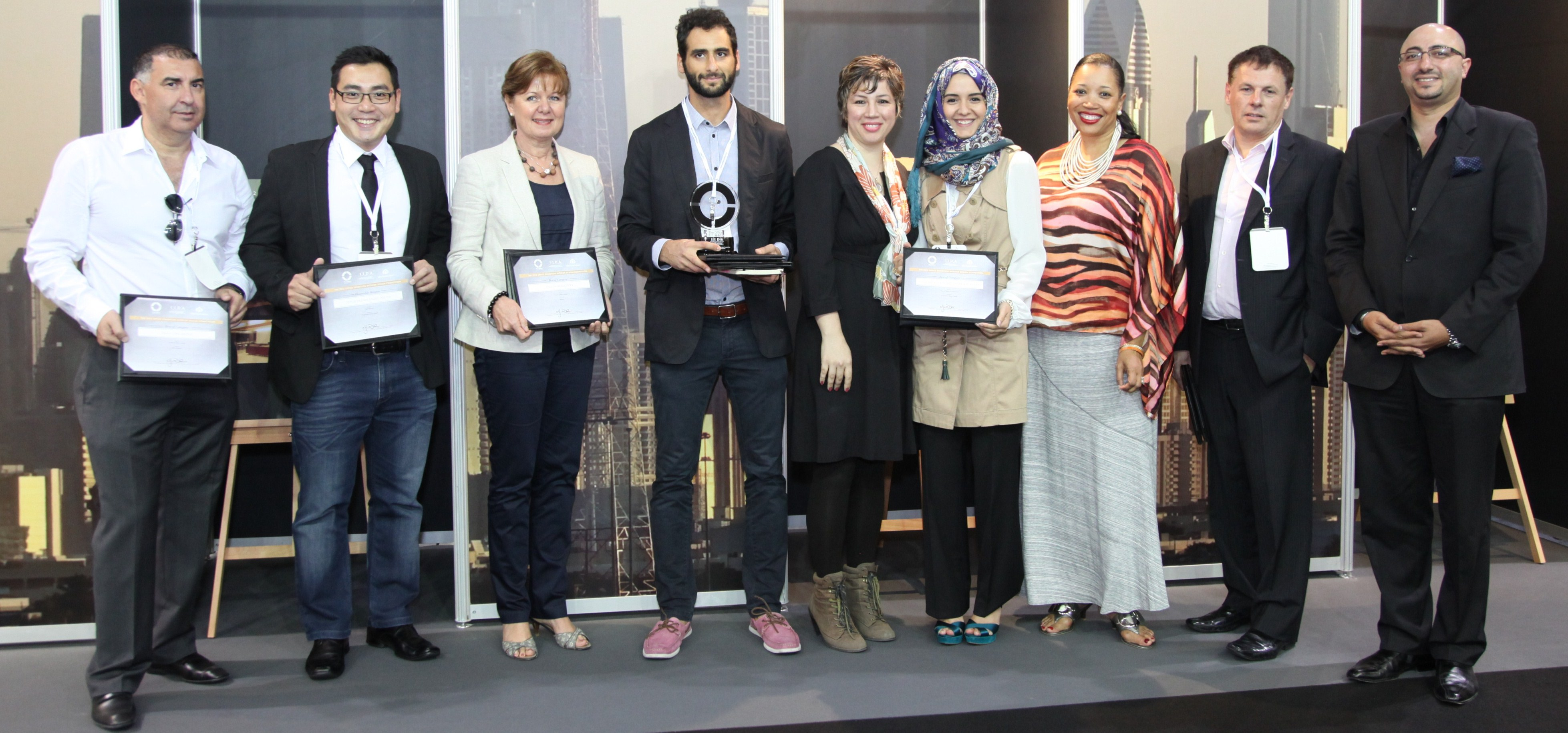 Winners of Middle East Design Competition announced ...