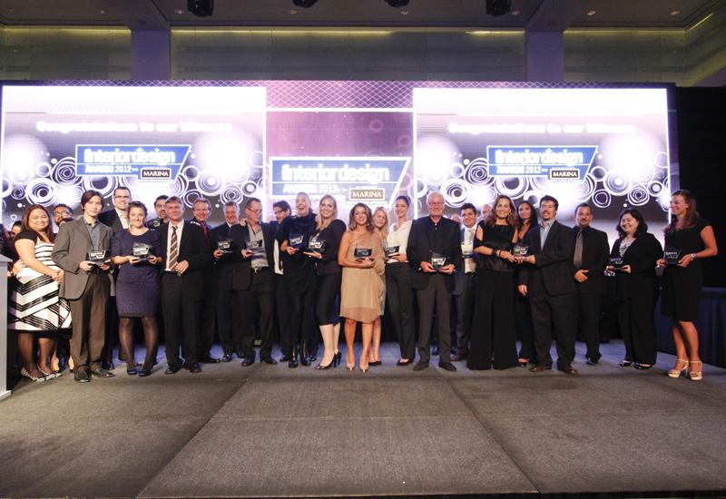 2012 Commercial Interior Design Awards winners