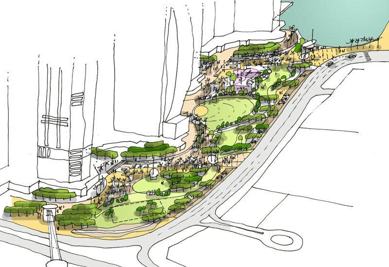 DMCC to create Jumeirah Lake Towers community park