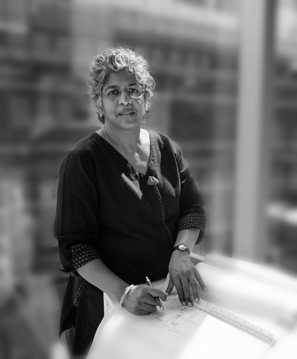 Design and build should remain independent of each other to create a better environment says Indu Varanasi