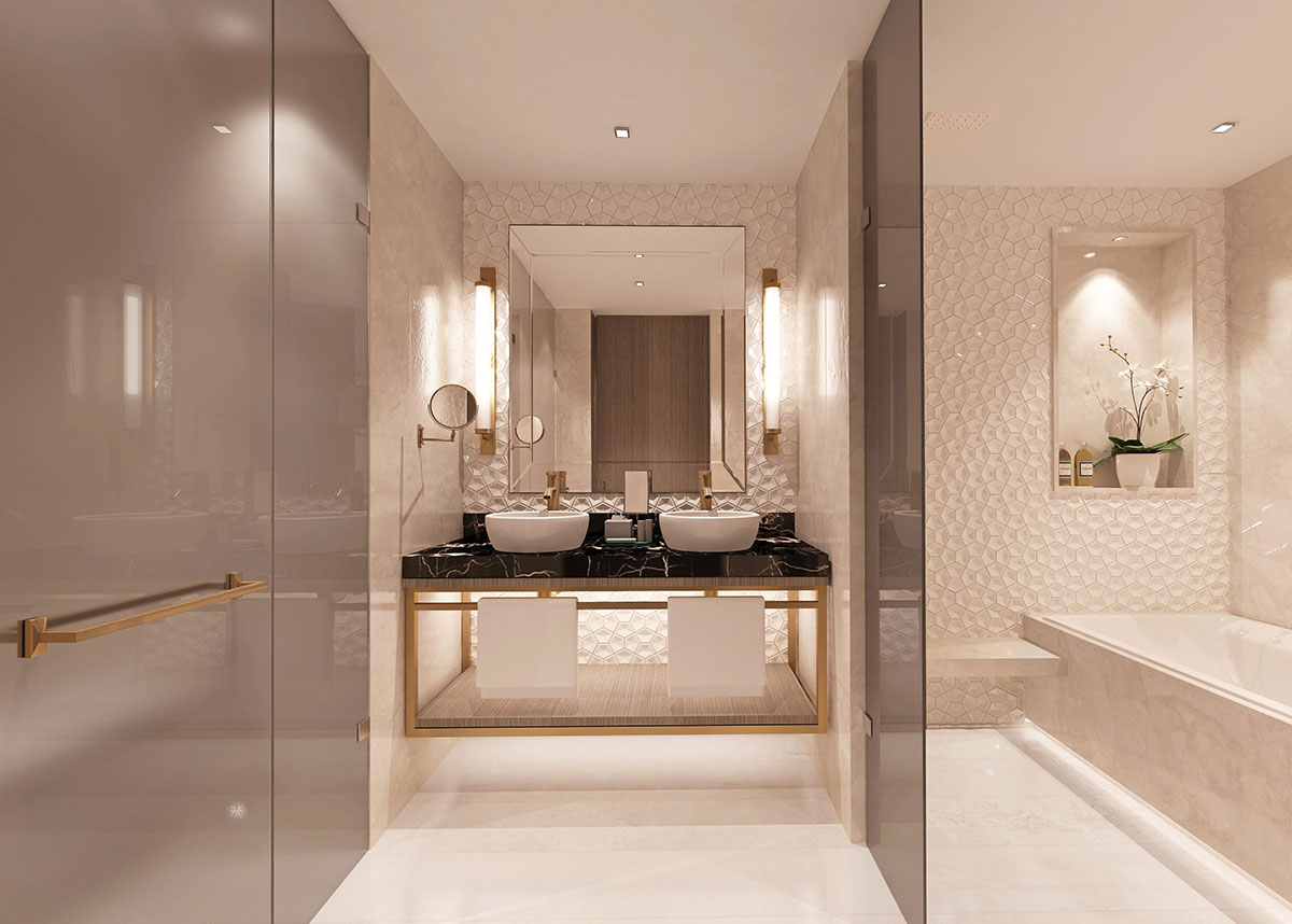 Designers reveal the latest trends in bathroom design ...