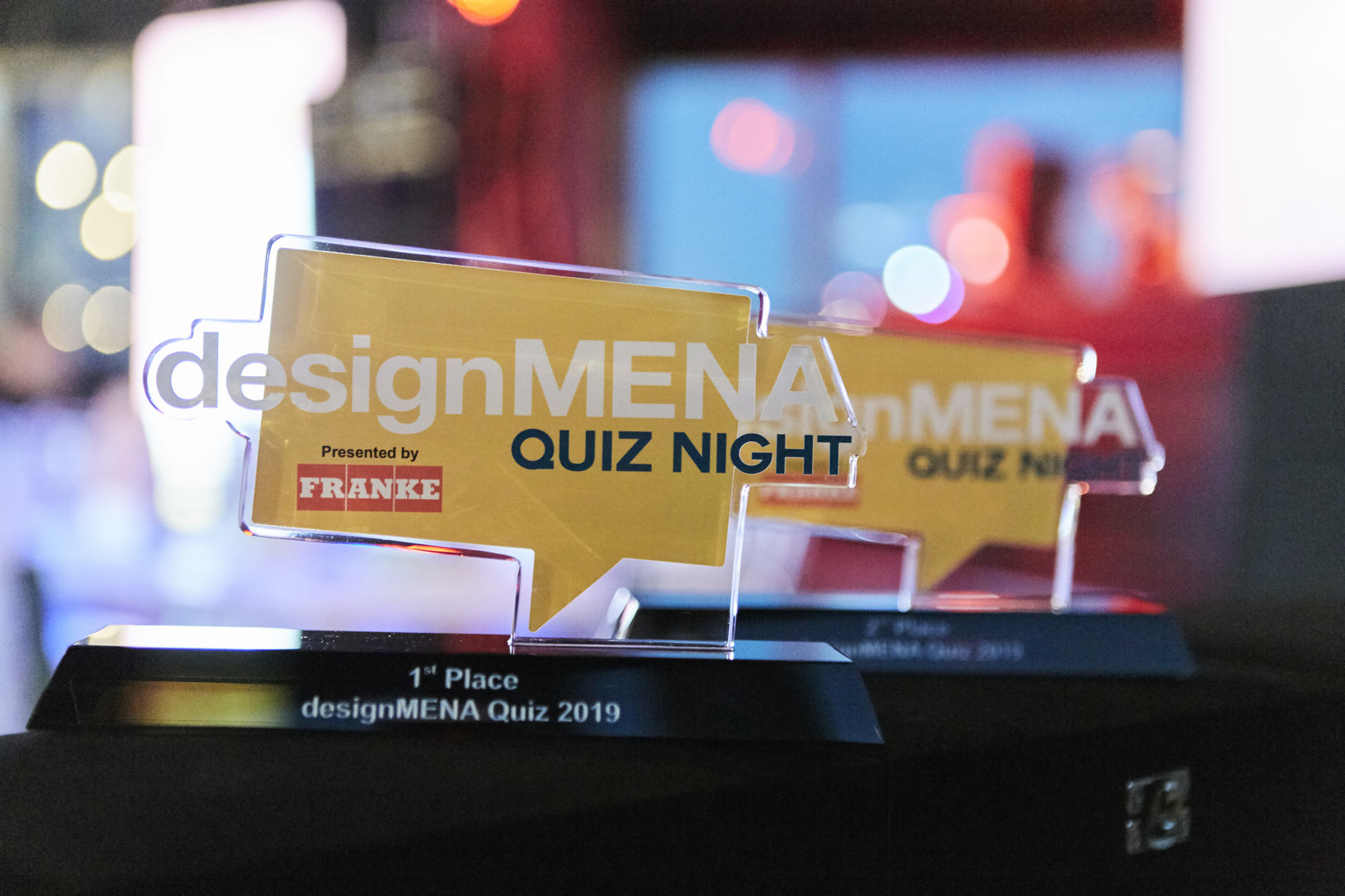 Last chance to book your table for CID Quizmas