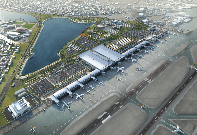New terminal for Bahrain International Airport to open in 2020