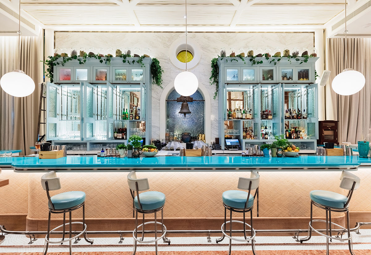 Finasi celebrates Greek chic restaurant Gaia's first birthday