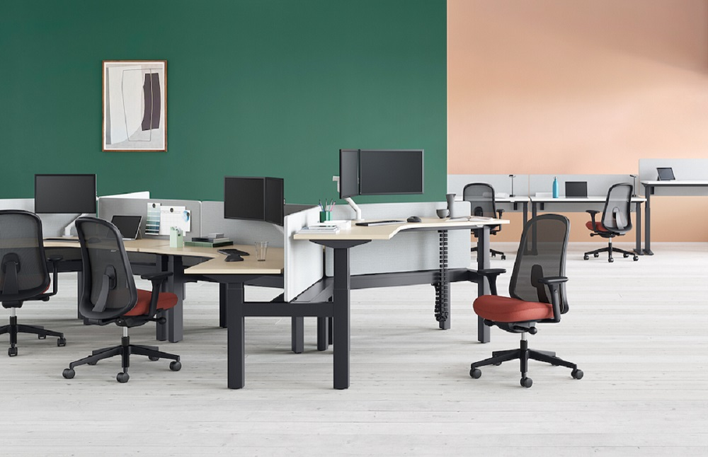 Herman Miller launches new task chair in the Middle East