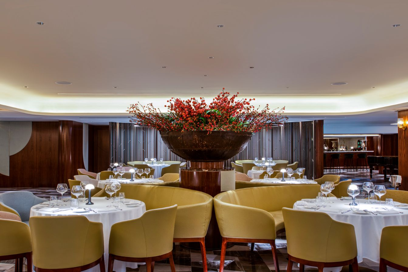 QE2's Queens Grill relaunches as a new concept