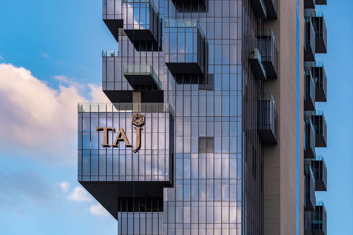 Wilson Associates talk us through the interiors of the new Taj Jumeirah Lakes Towers