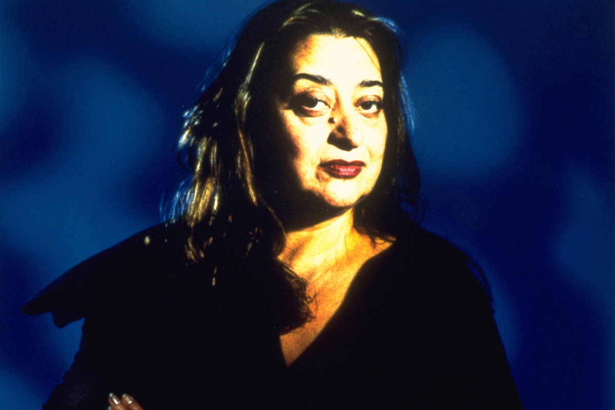 A film about Zaha Hadid premieres online