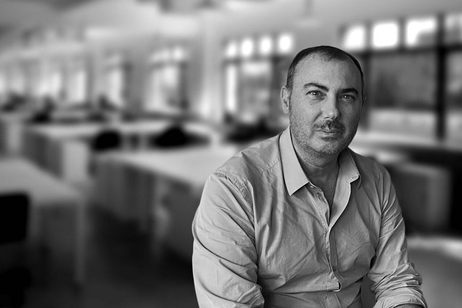 Meet George Arvanitis, the new director of Masterplanning & Urbanism at RMJM Dubai