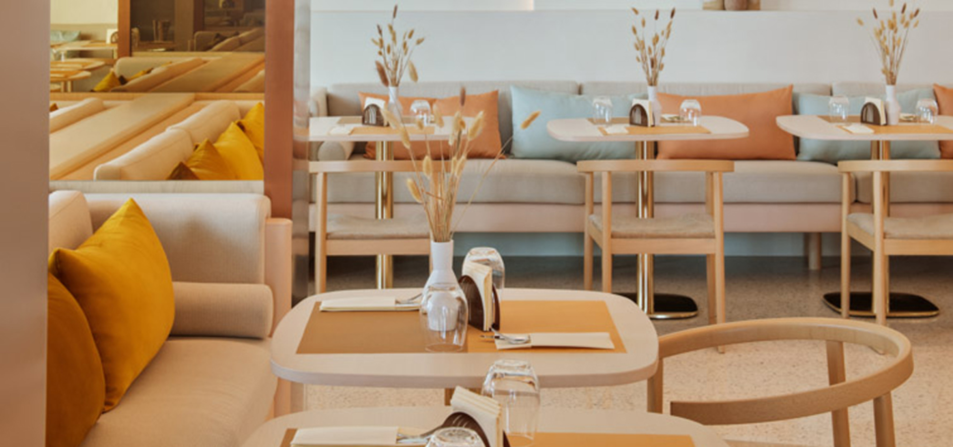 How light was key to designing the interior of new restaurant Toplum