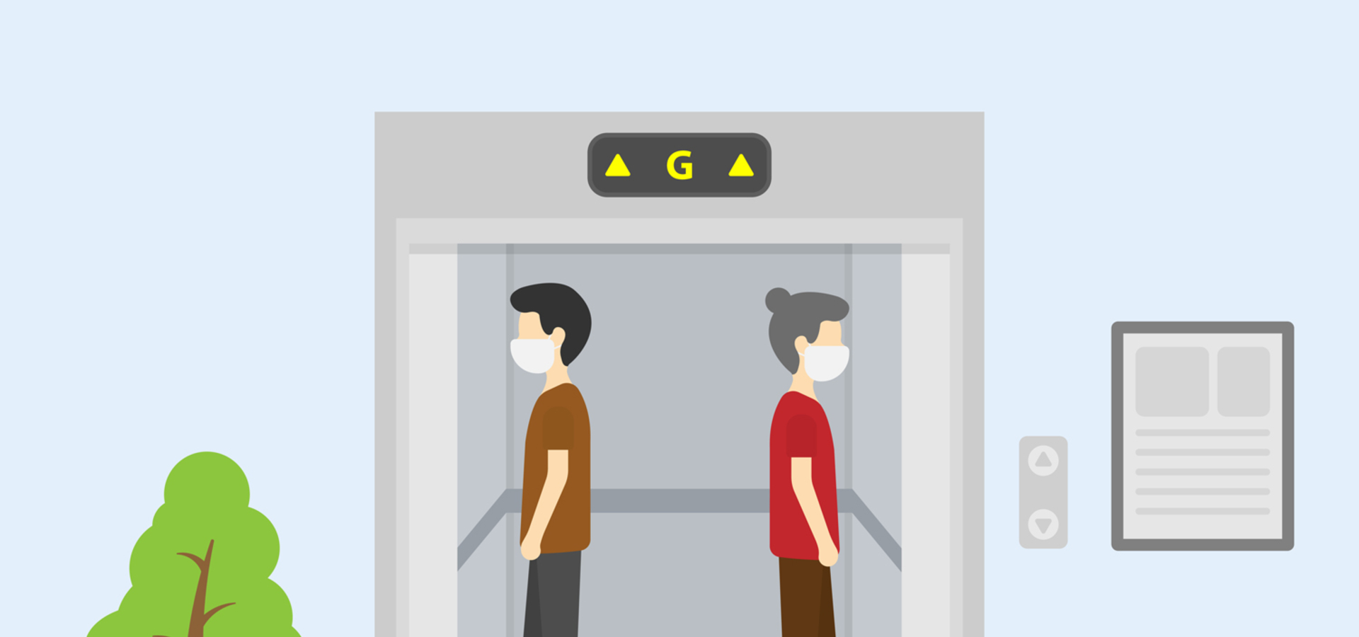 Avoid using hotel elevators, warns medical study