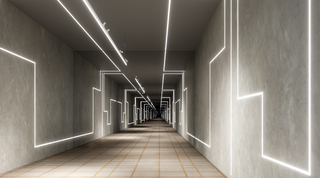 How iGuzzini presents architectural solutions to illumination