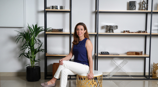 Kashida founder Mirna Hamady shares her most precious Objects of Desire