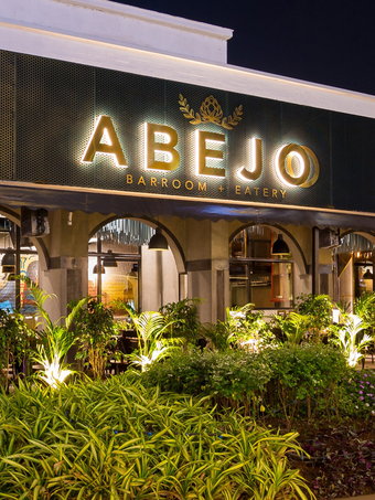 In Pictures: Abejo bar and restaurant in India's Pubtown is among inaugural projects for ForeArch Studios