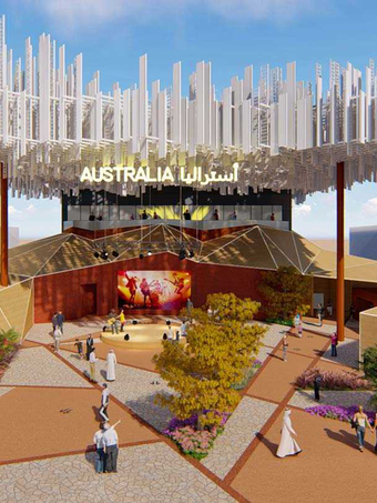 Hospitality Solution Group made official Expo 2020 Dubai partner