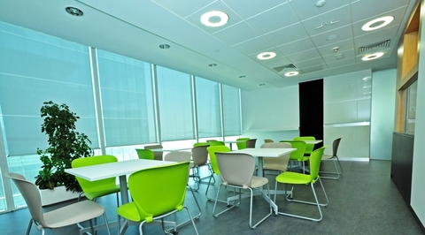 Summertown completes phase 2 fit-out for Siemens in Jebel Ali