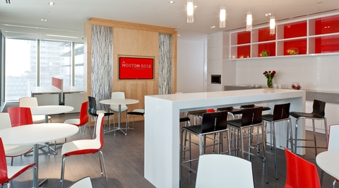 ISG complete corporate HQs fit-out at Sowwah Square