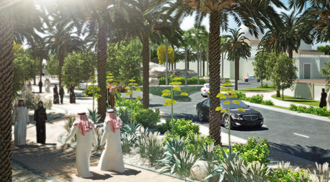 Limah design wins Saudi Wayfinding project