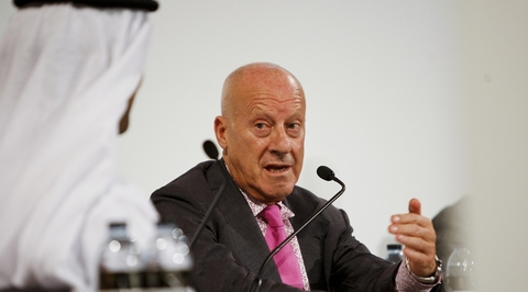 Norman Foster says Apple's Headquarters design could have looked further into the future