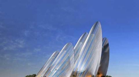 Foster + Partners-designed Zayed National Museum Abu Dhabi edges towards 2021 opening