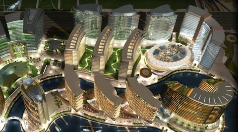 Dubai's Jewel of the Creek to be completed by 2019