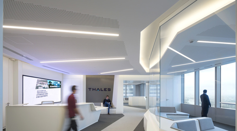 Arte Charpentier Architectes designs the new Thales head office in Paris