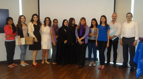 Grohe teams up with American University of Dubai Design Students