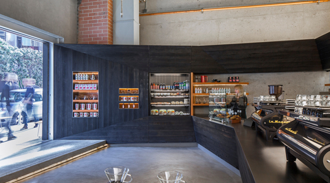 In pictures: Coffee Bar Kearny wins Merit Award