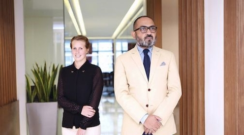 Interior design firm for hospitality launched