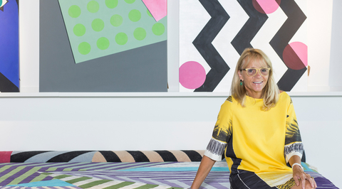 Interview with Cecilia Setterdahl: From canvas to carpet