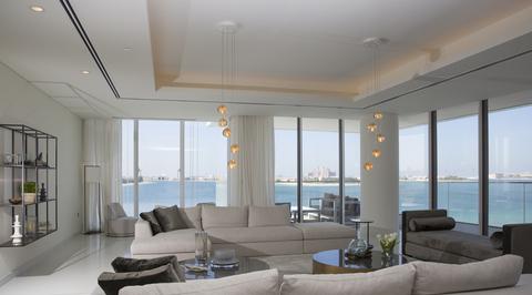 Hazel Wong designs high-end luxury Dubai homes on The Palm Jumeirah