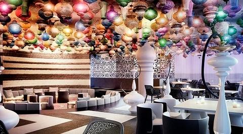 """Mondrian Doha tells stories of old legends"" through local design, says Marcel Wanders"