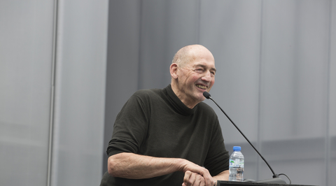 """Nobody can design cities anymore"" says Rem Koolhaas"