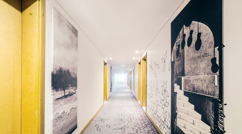 MMAC Design creates hotel inspired by folkloric story of Sinbad