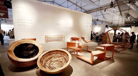 "Design Day Dubai: AHEC launches ""Seed to Seat"" project"