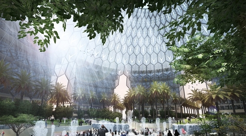Video: Dubai Expo 2020 reveals virtual tour of Adrian Smith + Gordon Gill-designed Al Wasl Plaza