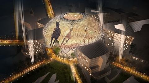 Burj Khalifa-architect to design translucent dome for Dubai Expo 2020