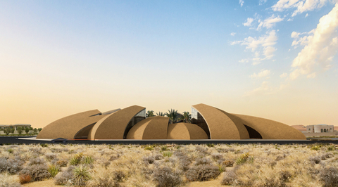 """Dubai is a place for visionary people"" says Fabio Novembre"
