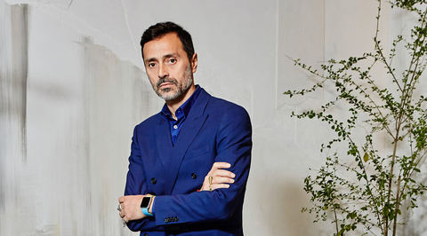 Interview with Fabio Novembre on Italian design, 'the age of fear' and staying rebellious