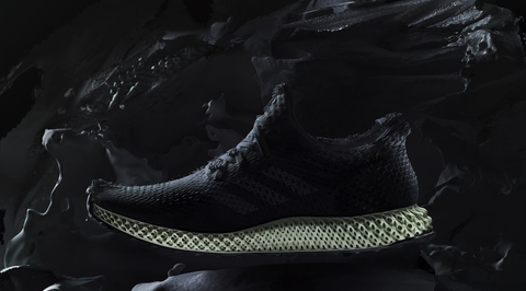 Adidas designs 3D printed sports shoe