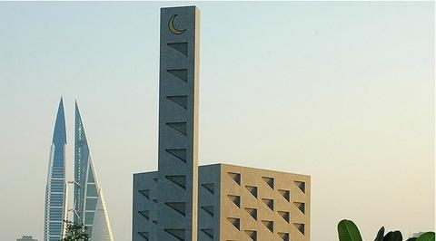 SOM's Arcapita Mosque in Bahrain wins mosque architecture award