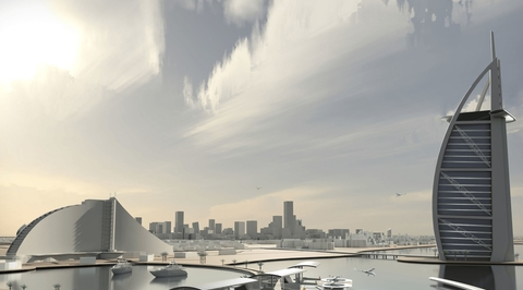 Dubai is looking for take-off, landing locations for flying cars