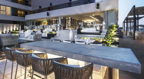 Siddharta Lounge in Dubai gets a makeover by LW Design team