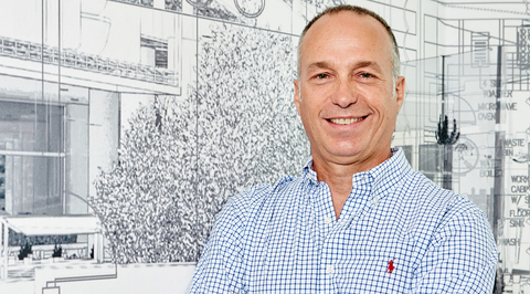 Interview with Christian Merieau, MMAC Design on design that speaks to hoteliers