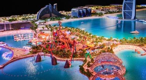 Dubai launches new Marsa Al Arab mega-project across two islands