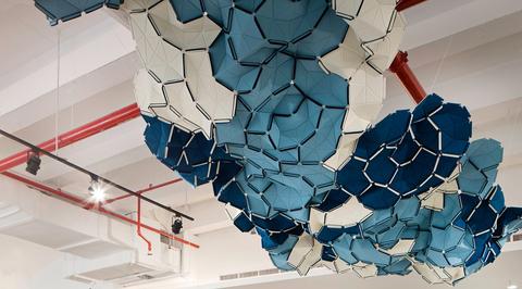 Pallavi Dean Interiors designs Entrepreneur Centre for the American University of Sharjah