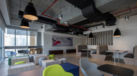 """Office design in the Middle East is still """"old school"""" says X Works"""