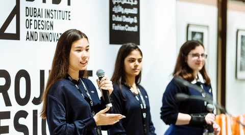 Dubai Institute of Design and Innovation launches Project Design Space