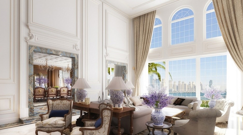 Bond Interiors to fit out Versace-inspired villas